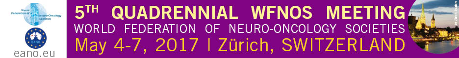 5th Quadrennial Meeting of the World Federation of Neuro-Oncology (WFNOS)
